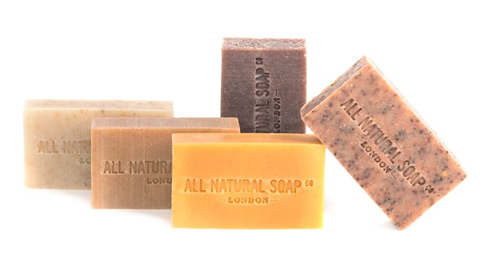 Our soap bars