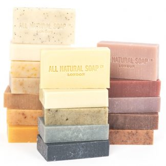 natural soap range