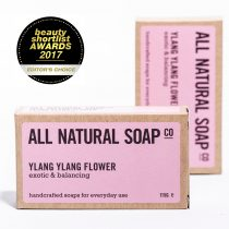 Ylang Ylang Flower soap - boxed