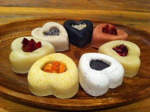 All Natural Soap_Hearts Collection