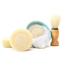 Traditional Shaving Soap_ALL NATURAL SOAP Co