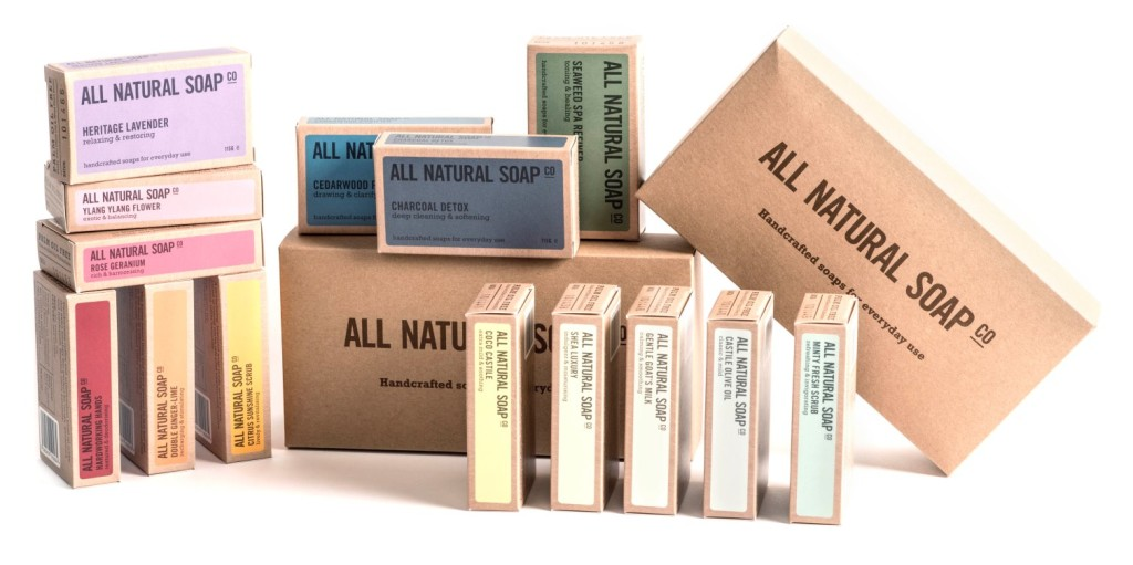 ALL NATURAL SOAP Co Stockists