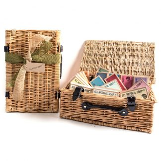 Indulgence Hamper with Ribbon