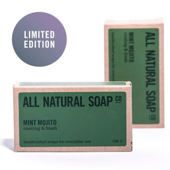 Mint Mojito soap - boxed