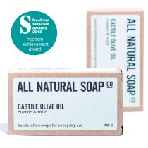 Castile Olive Oil soap - boxed