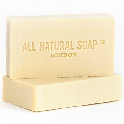 Coco Castile soap - unboxed