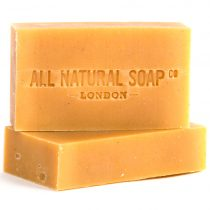Double Ginger-Lime soap - unboxed