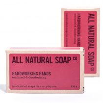 Hardworking Hands soap - boxed