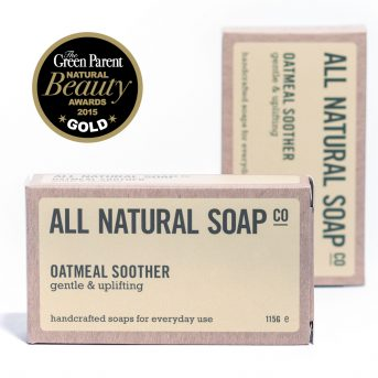 Oatmeal Soother soap - boxed