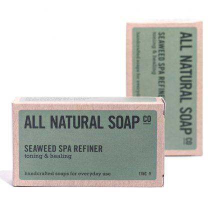 Seaweed Spa Refiner soap - boxed