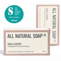 Shea Luxury soap - boxed