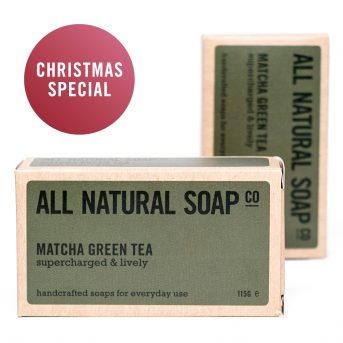 Matcha Green Tea - boxed