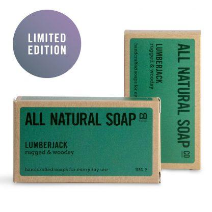 Lumberjack soap